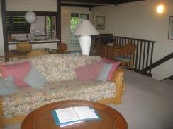 Our Living Room at Kiahuna Plantation