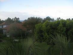 Overlooking Kiahuna Plantation from Deck