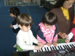 preschool jam session