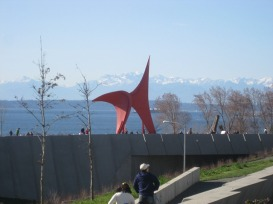 olympic sculture park feb 20 2010