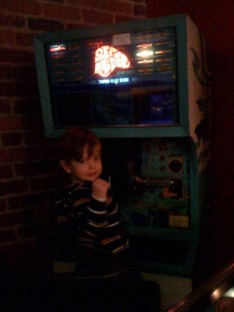 pinball is for whimps