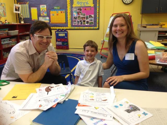Henrys Kindergarten Portfolio